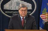 Émeutes aux États-Unis: «Ils veulent détruire notre pays», déclare le procureur général à propos des Antifas