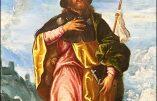 Samedi 25 juillet 2020 – Saint Jacques, Apôtre – Saint Christophe, Martyr