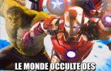 Le monde occulte des Comic Books, de DC Comics à Marvel