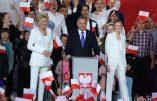 Le président polonais Duda réélu après une campagne contre l'idéologie LGBT