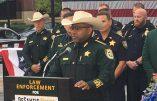 Le shérif noir qui fait appel aux citoyens armés pour rétablir l'ordre en cas de manifestations violentes des Black Lives Matter et Antifas