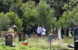 Attaque au couteau de Glasgow : plusieurs centaines de Soudanais, et de «migrants», assistent aux funérailles du tueur, Badreddin Abadlla Adam