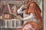 Vendredi 28 août 2020 – Saint Augustin, Évêque, Confesseur et Docteur de l'Église – Saint Hermès, Martyr