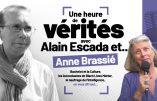 Une Heure de Vérités avec Alain Escada et Anne Brassié : Bachelot et la culture, les iconoclastes de Black Lives Matter, le naufrage de l'intelligence…