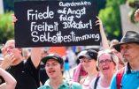 Covid 19 – Des milliers d'Allemands manifestent à Dortmund contre la dictature sanitaire