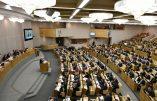 Russie : projet de loi pour interdire le pseudo-mariage homosexuel