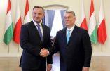 Axe Pologne-Hongrie pour aider les chrétiens persécutés