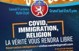 Samedi 17 octobre 2020, Grand Sud-Est/Lyon – Rencontre locale du Pays Réel