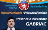 Alexandre Gabriac participera à la Rencontre locale du Pays Réel du Grand Sud-Est/Lyon