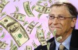 La Fondation Bill et Melinda Gates arrose les médias