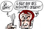 Ignace - La DRH de Charlie hebdo victime de menaces de mort