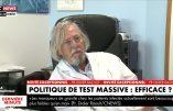 Professeur Raoult : «Médias et politiques instrumentalisent les peurs»