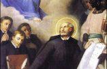 Vendredi 9 octobre 2020 – Saint Jean Leonardi, Confesseur – Saint Denis, Évêque, Saint Rustique et Eleuthère, Martyrs – Saint Louis Bertrand, Missionnaire dominicain
