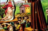 Vendredi 30 octobre 2020 – De la férie : messe du XXI° dimanche après la Pentecôte – Bienheureux Ange d'Acri, 1er Ordre Capucin