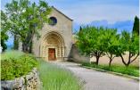 L'abbaye de Ganagobie est située en Provence © Divine Box