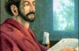 Jeudi 12 novembre 2020 – Saint Martin Ier, Pape et Martyr
