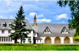 L'abbaye de Campénéac se situe entre Rennes et Lorient - © Abbaye de Campénéac