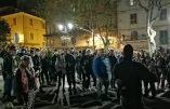"""Bastia – Manifestation contre le confinement et pour la défense des commerçants jugés """"non essentiels"""""""