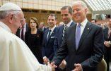Joe Biden, président américain pro-avortement et gay-friendly, autorisé à communier par la Rome bergoglienne