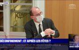 Castex c'est la France ouverte pour les clandestins, et la France prison pour les Français