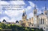 15 novembre 2020 à Fourvière – Nous voulons la Messe !
