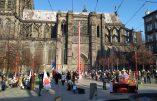 150 personnes à Clermont-Ferrand pour la messe en plein air
