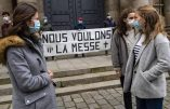 Rennes – Nous voulons la Messe !