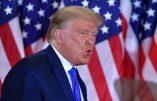 Trump : « Ceci est peut-être le discours le plus important que j'ai jamais prononcé »