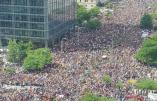 Est-ce un Donald Trump battu pour qui ont marché un million de supporters? Non, et les fraudeurs seront bientôt démasqués