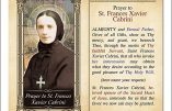 Mardi 22 décembre – De la férie – Sainte Françoise-Xavière Cabrini, Fondatrice des Sœurs Missionnaires du Sacré-Cœur – Bienheureuse Marie Mancini, Veuve, Dominicaine