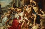 Lundi 28 décembre – Les saints Innocents, Martyrs