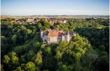 L'abbaye de Chantelle est située en Auvergne ©Abbaye de Chantelle