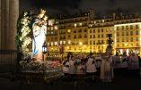 """""""Il est temps de prier la Sainte Vierge"""" (abbé de Jorna, Fête de l'Immaculée Conception 2020)"""