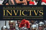 Jusqu'au 3 janvier 2021 au Musée de la Légion étrangère à Aubagne – Exposition INVICTUS