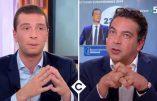 """Bardella assume les revirements du RN et confirme que son parti considère le """"mariage"""" homosexuel comme """"acquis"""""""
