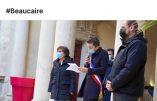 A la remorque du Système, le RN rend hommage à Valéry Giscard d'Estaing – Illustration à Beaucaire
