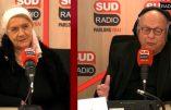 Invitée de Sud Radio, Claude Meunier-Berthelot dézingue Blanquer