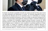 Macron positif et le «faîtes ce que je dis, pas ce que je fais»…