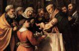 Vendredi 1er janvier – Octave de la Nativité et la Circoncision de Notre Seigneur Jésus-Christ.