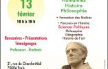 Samedi 13 février auront lieu à Paris les portes ouvertes de l'Institut Universitaire Saint-Pie X