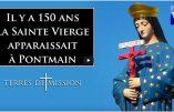 Jubilé des 150 ans des apparitions de Pontmain