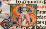 Samedi 16 janvier – Saint Marcel, Pape et Martyr – Saint Bérard et ses compagnons, Martyrs, 1er Ordre capucin – Saint Honorat, Évêque d'Arles († 429)