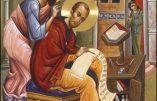 Mercredi 27 janvier – Saint Jean Chrysostome, Évêque, Confesseur et Docteur de l'Église