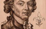 Portrait d'Antoine de Rivarol… et bon anniversaire au journal Rivarol !