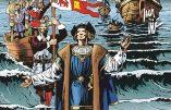 L'album Christophe Colomb de Jijé réédité aux éditions du Triomphe