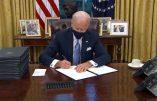 Avec Joe Biden, un autre ami du pape François, la culture de mort revient au grand galop