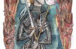 Hommage à Sainte Jeanne d'Arc par Alban Guillemois