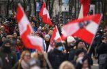 Reportage au cœur de la gigantesque marche de Vienne contre la dictature sanitaire