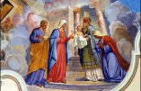 Mardi 2 février – Présentation de Jésus et Purification de la Bienheureuse Vierge Marie
