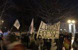 Manifestation à Berlin contre la dictature sanitaire… et la presse mensongère